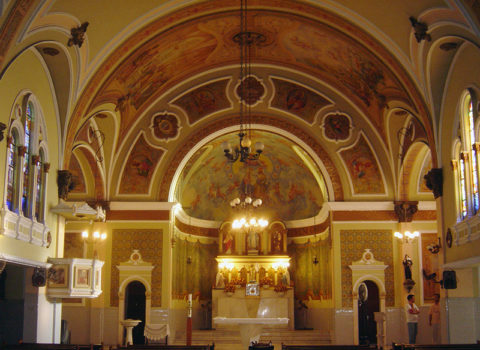 Our Lady of Grace Church Restoration